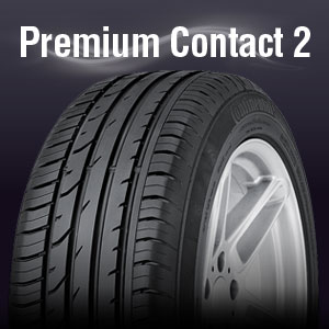 Contact 2  >> Continental Premium Contact 2 195 50 16 เส น 2900 Oem ของรถ Ford